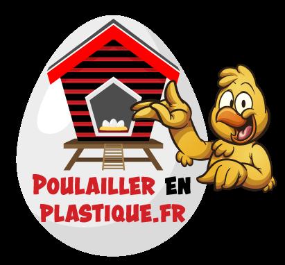 Poulailler en plastique